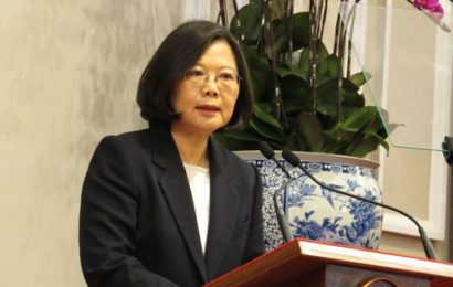 President Tsai Ing-wen's full remarks at year-end press conference