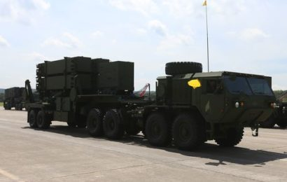 Defense ministry mulling air defense missile command change